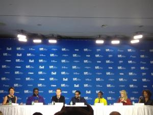 12 Years a Slave Press Conference