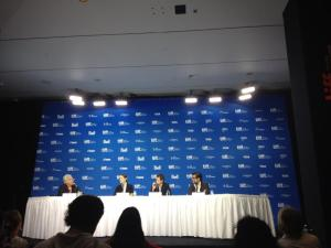 Blood Ties Press Conference