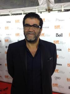Producer Alain Attal on the Red Carpet