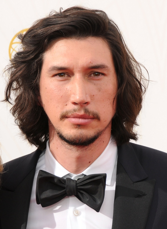 LOS ANGELES, CA - SEPTEMBER 20: Actor Adam Driver arrives at the 67th Annual Primetime Emmy Awards at the Microsoft Theater on September 20, 2015 in Los Angeles, California. (Photo by Barry King/Getty Images)