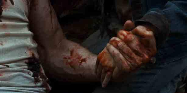 Image result for logan holding hands